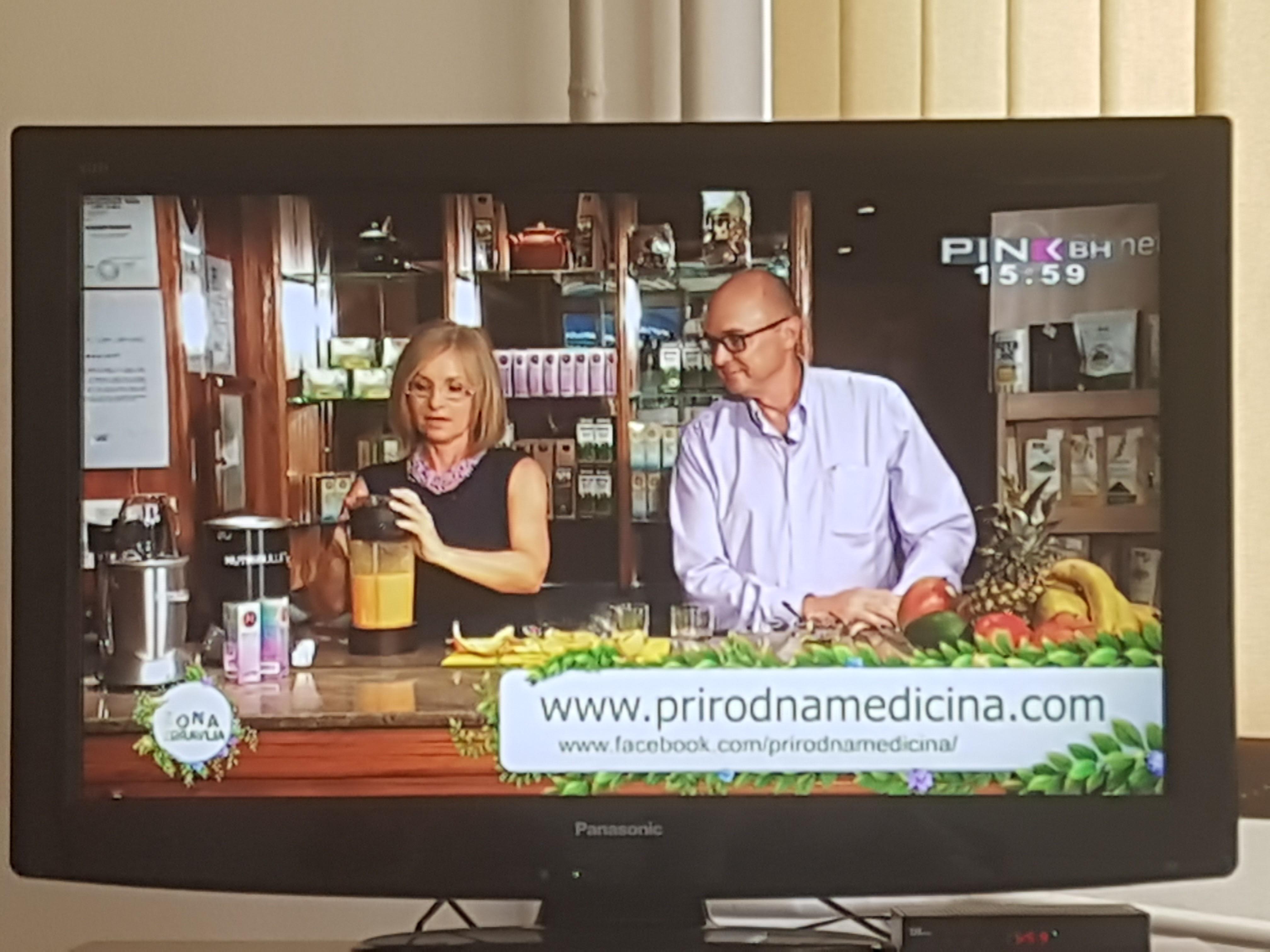 TV Pink Mirjana i Vedran Hasanagic